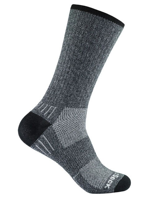 Wrightsock Adventure Crew - Chaussettes - noir